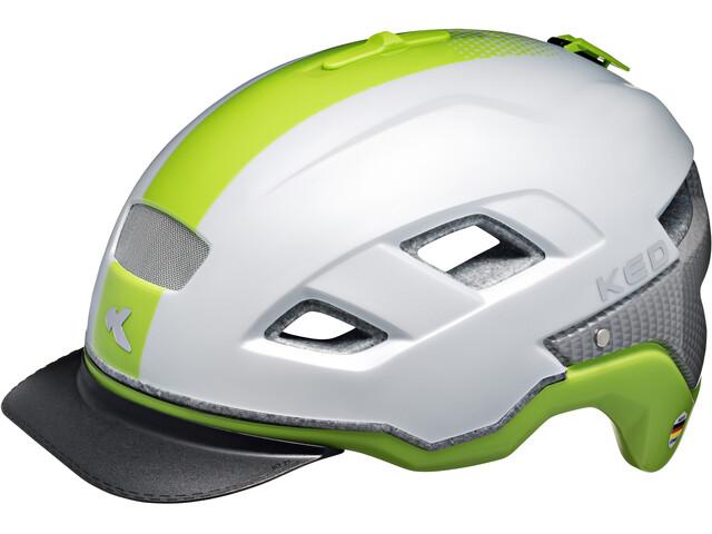 KED Berlin Helmet Pearl Green